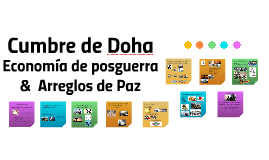 Cumbre de Doha Papers x2