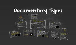 Documentary Types