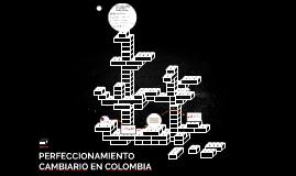 PERFECCIONAMIENTO CAMBIARIO EN COLOMBIA