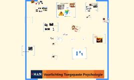 Voorlichting Toegepaste Psychologie