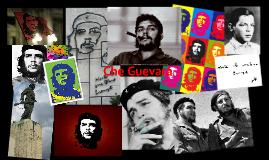 Copy of che guevara