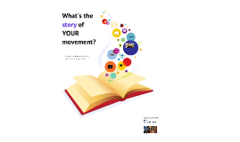Copy of Telling the story of a movement