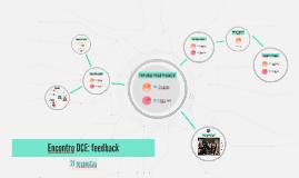 Encontro DCE: feedback