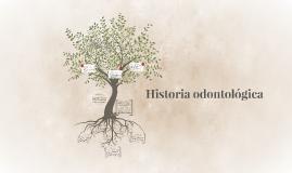 Historia odontológica