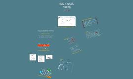 Data Analysis: Coding