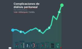 Complicaciones no infecciosas de diálisis peritoneal