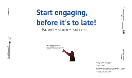 2012: Engage Clients