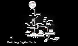 Building Digital Texts