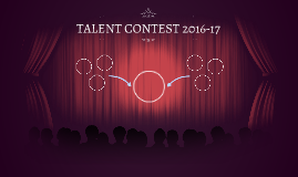 TALENT CONTEST 2016-17