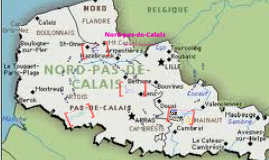 French Region Project period 8