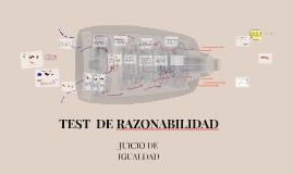 Copy of TEST  DE RAZONABILIDAD