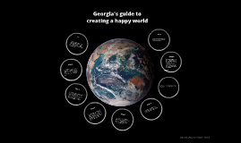georgia's guide to creating a happy world