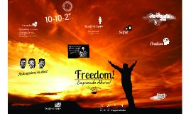 Freedom! Emprende Ahora!!