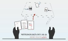 Métodología de las 5S