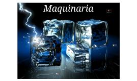 maquinaria de refrigeracion