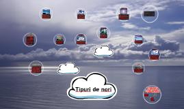 Copy of Tipuri de nori