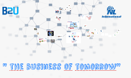 """CANADA - """"The Business of tomorrow"""""""