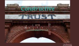 Constructing Trusts