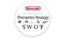 Nintendo's Disruptive Strategy