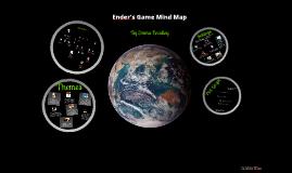 Copy of Ender's Game Mind map