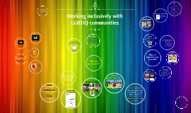Working inclusively with LGBTIQ Communities
