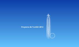 Proyecto de Tumblr