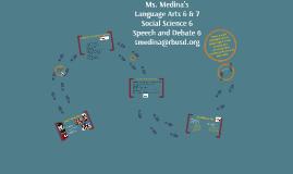 Medina 2017-18 Back to School Night Presentation