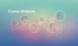 Comm Midterm