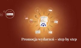 Promocja wydarzeń - step by step