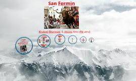 Copy of San Fermin