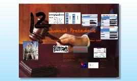 Judicial Precedent
