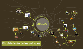 SUFRIMIENTO DE LOS ANIMALES