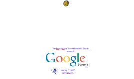 Pequannock Google Summit