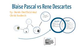 Copy of Pascal vs Descartes