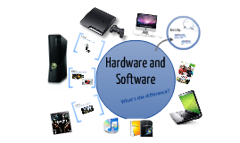 Hardware and Software, What's the difference?