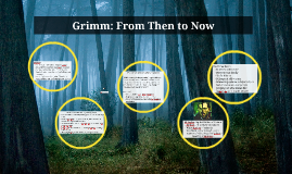Grimm: Welcome Back to the Darkness