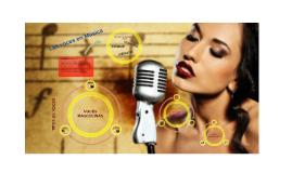 Copy of Clasificación de las voces en Música