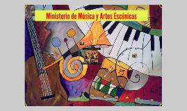 Ministerio de Música y Artes Escénicas