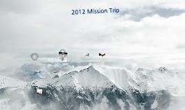 2012 전도여행 전도교육