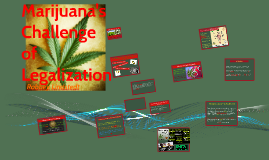 Marijuana Challenge of Legalization