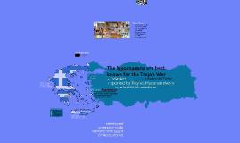 The Early Greek World: Minoans & Mycenaeans