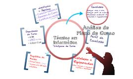 Copy of Análise de Plano de Curso - Informática