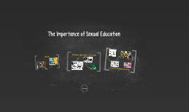 The Importance of Sexual Education
