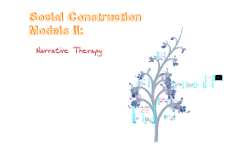Ch. 14 Narrative Therapy