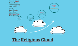 The Religious Cloud