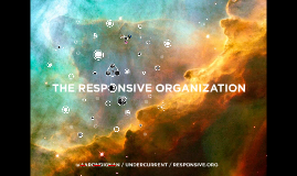 Aaron Dignan: The Responsive Organization