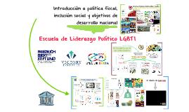 Introducción a política fiscal, inclusión social y objetivos de desarrollo nacional