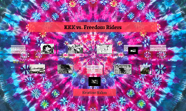 KKK vs. Freedom Riders