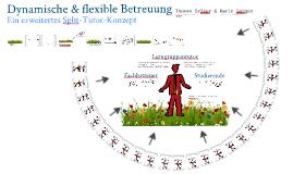 DGWF 2012: Dynamische und flexible (eLearning-) Betreuung