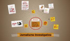 Definições de Jornalismo Investigativo